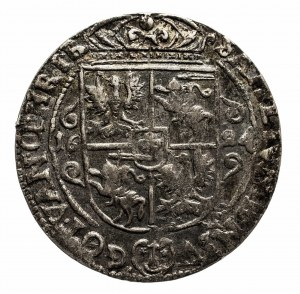 Polska, Zygmunt III Waza 1587-1632, ort 1624, Bydgoszcz.