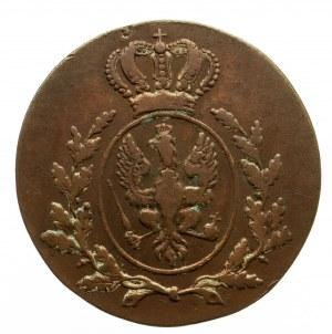 Wielkie Księstwo Poznańskie, 1 grosz 1816 A, Berlin