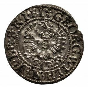 Prusy Książęce, Jerzy Wilhelm 1619-1640, szeląg, 1625, Królewiec
