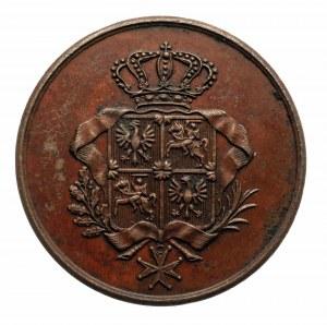 Polska, medal z okazji 100-lecia uchwalenia Konstytucja 3-go maja, 1891