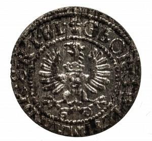 Prusy Książęce, Jerzy Wilhelm 1619-1640, szeląg, 1627, Królewiec