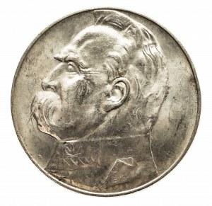 Polska, II Rzeczpospolita 1918-1939, 10 złotych Piłsudski 1939, Warszawa.