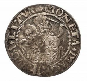 Polska, Zygmunt I Stary 1506-1548, grosz 1536, Wilno.