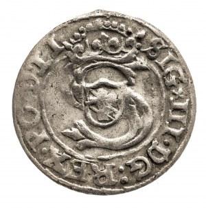Polska, Zygmunt III Waza 1587-1632, szeląg 1602, Ryga.