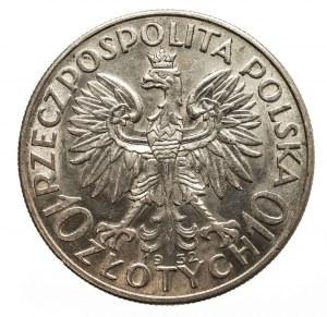 Polska, II Rzeczpospolita 1918-1939, 10 złotych 1932, Anglia.