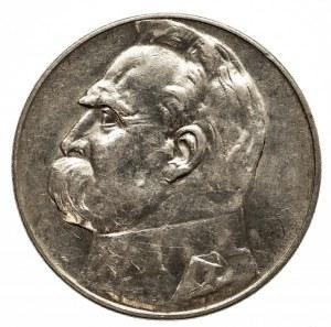 Polska, II Rzeczpospolita, 5 złotych 1935, Józef Piłsudski,Warszawa
