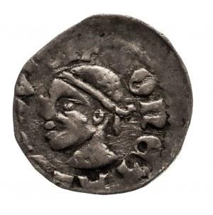 Węgry, Ludwik I Andegaweński 1342-1382, denar