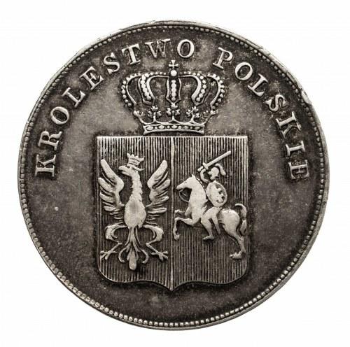 Polska, Powstanie Listopadowe 1830-1831, 5 złotych 1831 KG, Warszawa.