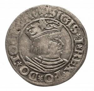 Polska, Zygmunt I Stary 1506-1548, grosz 1531, Gdańsk.
