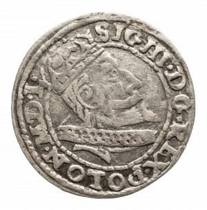 Polska, Zygmunt III Waza 1587-1632, grosz 1607, Kraków