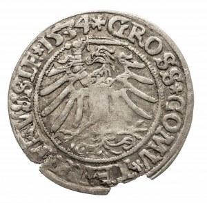 Polska, Zygmunt I Stary (1506–1548), grosz 1534, Toruń