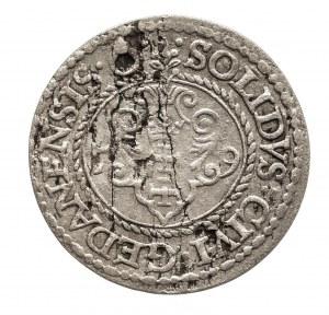 Polska, Stefan Batory 1576-1586, szeląg 1579, Gdańsk
