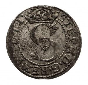 Polska, Stefan Batory 1576-1586, szeląg 1582, Ryga