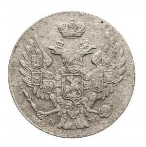 Polska, Zabór Rosyjski, Mikołaj I 1825-1855, 5 groszy 1840, Warszawa