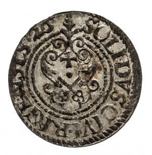 Szwecja, Ryga - miasto, Gustaw II Adolf 1621-1632, szeląg 1626, Ryga