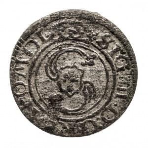 Polska, Zygmunt III Waza 1587-1632, szeląg, 1624, Wilno