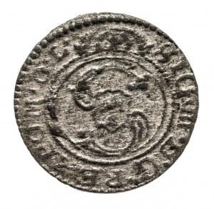 Polska, Zygmunt III Waza 1587-1632, szeląg, 1625, Wilno