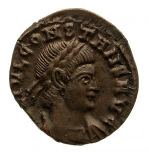 Cesarstwo Rzymskie, Konstancjusz II 324–361 - jako cezar 316–337, follis 330-333, Cyzicus