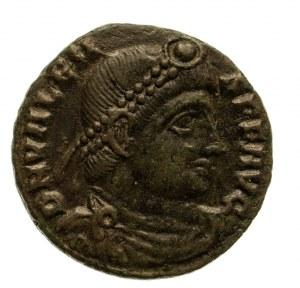 Cesarstwo Rzymskie, Walentynian I 364–375, follis 365-367, Siscia