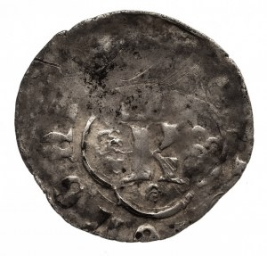 Polska, Kazimierz III Wielki 1333-1370, kwartnik ruski, 1360-1370, mennica Lwów