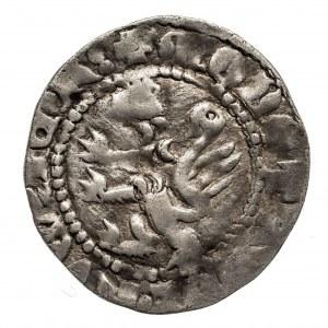 Polska, Kazimierz III Wielki (1333–1370), Kwartnik ruski, 1360–1370, mennica Lwów