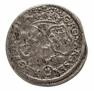 Polska, Jan III Sobieski 1674-1696, szóstak 1681 TLB, Bydgoszcz.