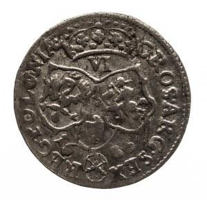 Polska, Jan III Sobieski 1674-1696, szóstak 1683 TLB, Bydgoszcz.