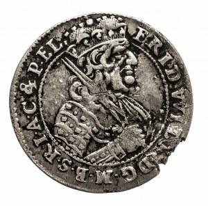 Niemcy, Brandenburgia-Prusy, Fryderyk Wilhelm 1640-1688, ort 1685 HS, Królewiec.