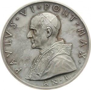 Watykan, Paweł VI 1963-1978, medal z 1963 r.