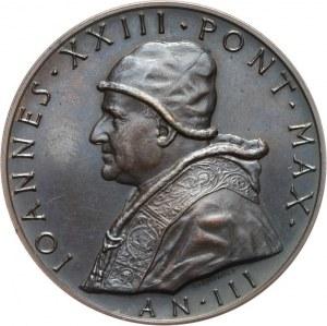 Watykan, Jan XXIII 1958-1963, medal z 1960 roku