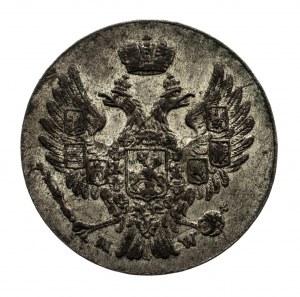 Polska, Zabór rosyjski, Mikołaj I 1825–1855, 5 groszy, 1840 MW, Warszawa - hybryda