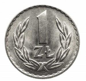 Polska, PRL 1944-1989, 1 złoty 1969