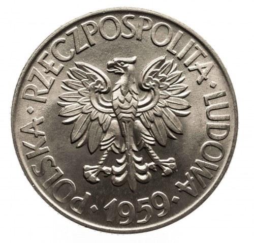 Polska, PRL 1944-1989, 10 złotych 1959 Kościuszko