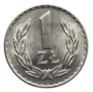 Polska, PRL 1944-1989, 1 złoty 1949 AL