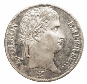 Francja, Napoleon Bonaparte 1804–1815, 5 franków 1812 A, Paryż