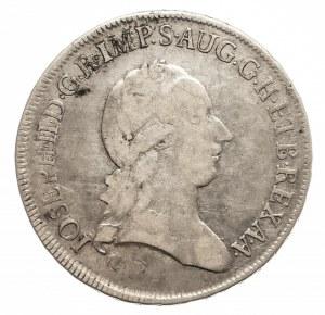 Austria, Mediolan - panowanie austriackie, 3 liry (1/2 scudo) 1784, Mediolan