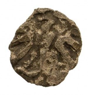 Polska, Władysław Jagiełło 1386-1434, denar koronny