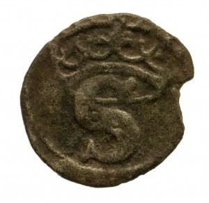 Polska, Zygmunt I Stary (1506–1548), denar bez daty, Toruń