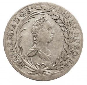 Austria, Maria Teresa 1740 - 1780, 20 krajcarów 1765, Wiedeń (1)