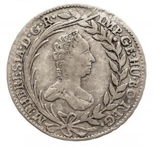 Austria, Maria Teresa 1740 - 1780, 20 krajcarów 1765, Wiedeń (2)