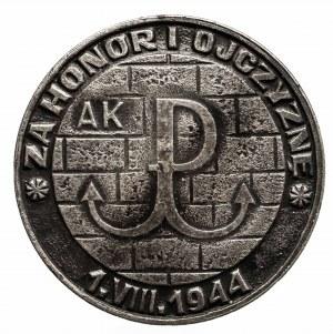 Polska, medal pamiątkowy ZA HONOR I OJCZYZNĘ