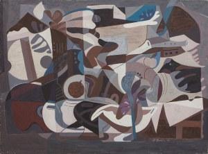 Bernard BRAUN (ur. 1935), Martwa natura, 1986