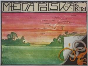 Franciszek STAROWIEYSKI (1930-2009) – projektant, Młoda Polska & Boy, 1973