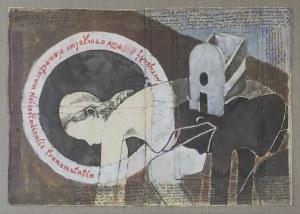 Zbigniew MAKOWSKI (1930-2019), Bez tytułu, 1987