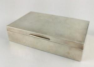 Walker & Hall (czynna 1845-1971), Pudełko na papierosy