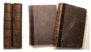 SCHOEDLER – KSIĘGA PRZYRODY 1872 ŁADNY KOMPLET