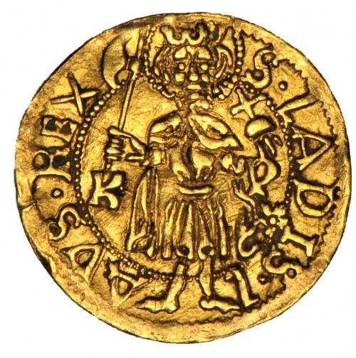 Hungary - Elected Kings Matthias Goldgulden