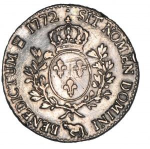 France Ludwig XV., 1715-1774 Ecu