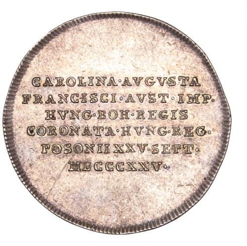 House of Habsbug -  1825 Franz II  Token / Jeton