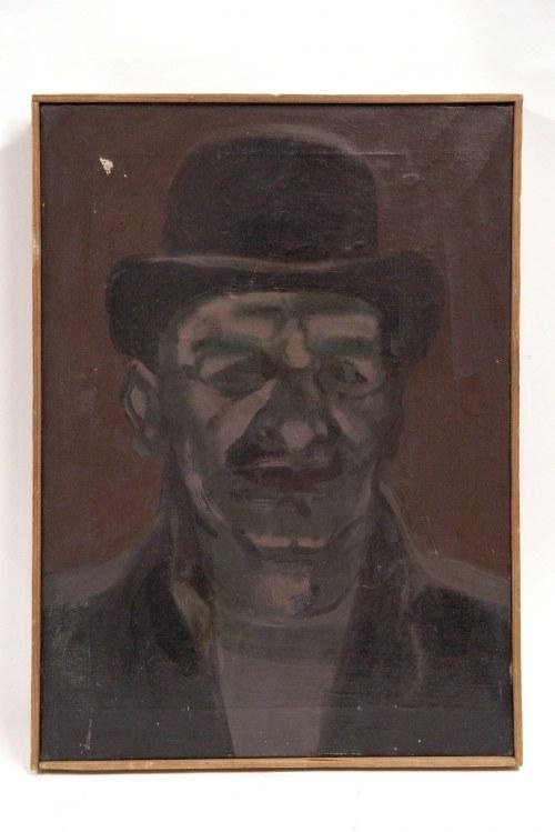 Adam Hofman (ur. 1918 - zm. 2001), Autoportret